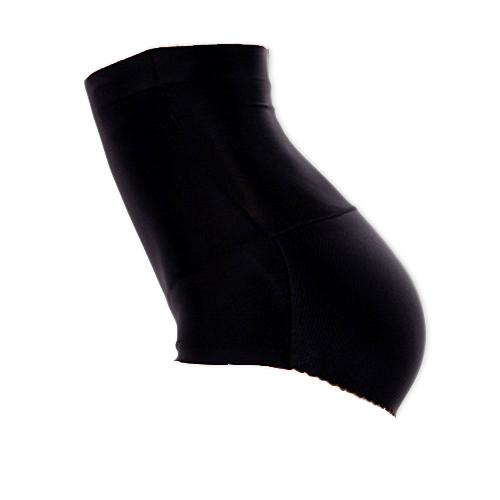 butt-secret-met-hoge-taille-push-up-onderbroek-slip-voor-de-billen-zwart
